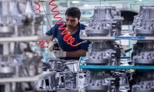 تولید قطعات خودرو
