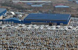 ساخت و صادرات خودرو