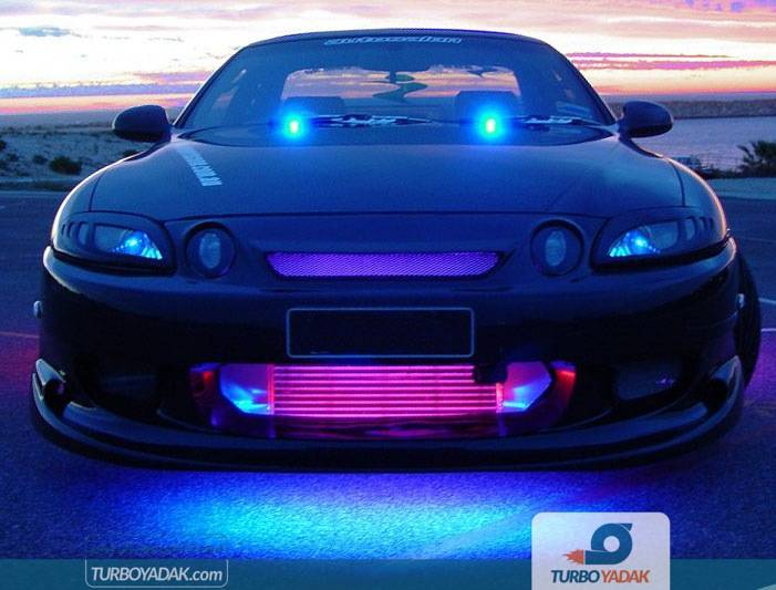 چراغهای اتومبیل