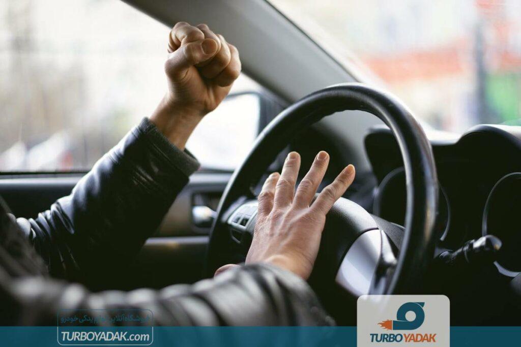 ریشههای روانی خشونت در رانندگی