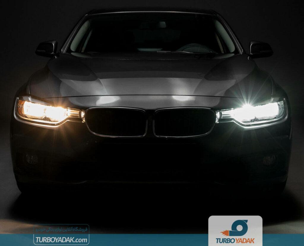 سیستم روشنایی اتومبیل